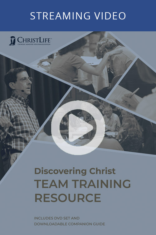Discovering Christ Team Training Resource (On-Demand)