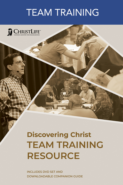 Discovering Christ Team Training Resource (DVD)