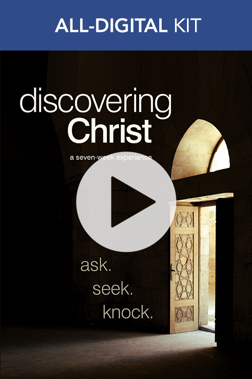 Digital Discovering Christ Kit: On-Demand Videos and Printing License