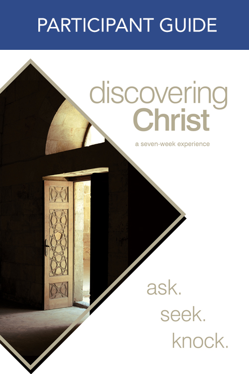Discovering Christ Participant's Guide