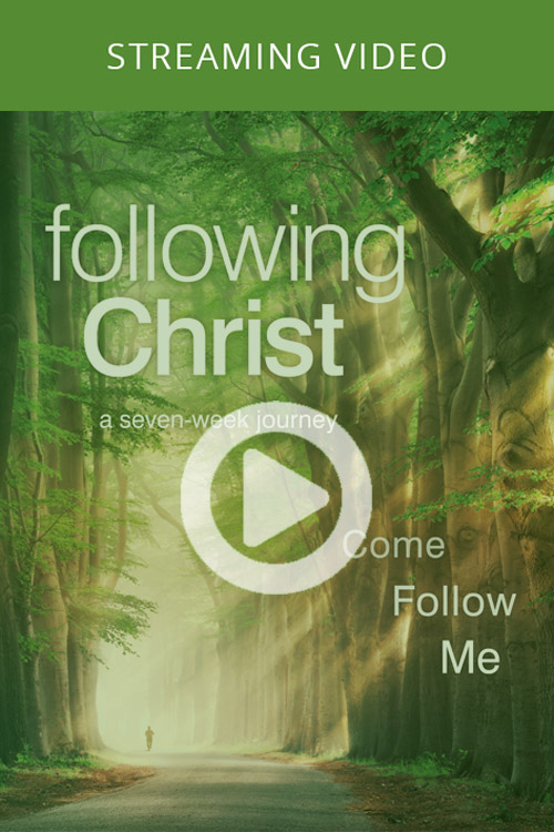 Following Christ: 5 - The Spirit-Empowered Life (Rental)