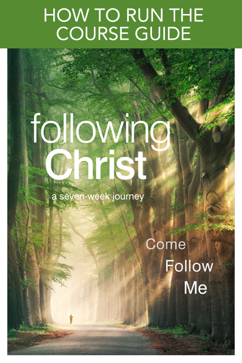 2019 Following Christ How to Run the Course Guide (Preorder)