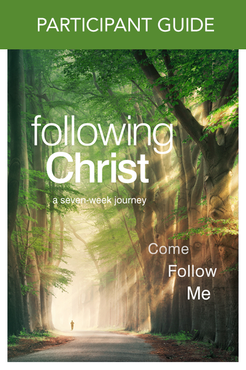 2019 Following Christ Participant's Guide