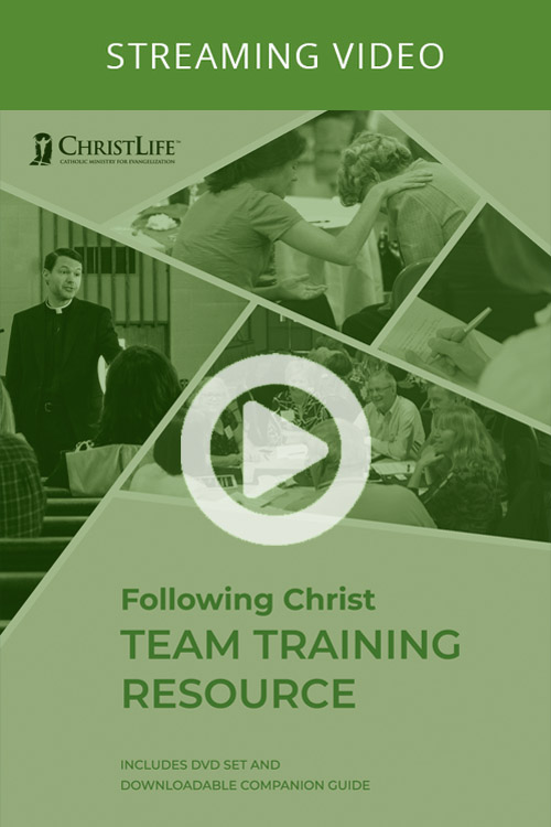 Following Christ Team Training Resource (On-Demand)