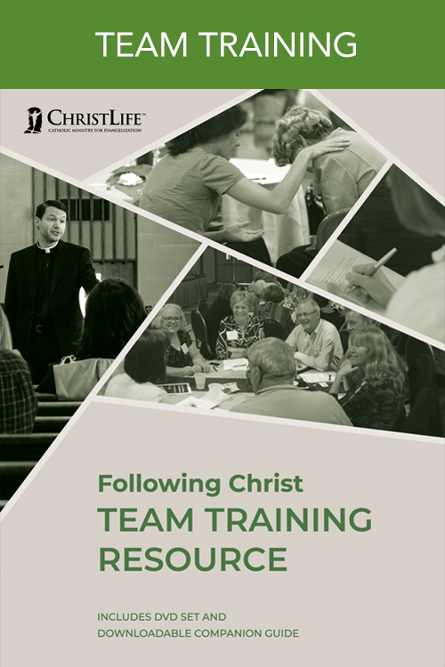Following Christ Team Training Resource (DVD)