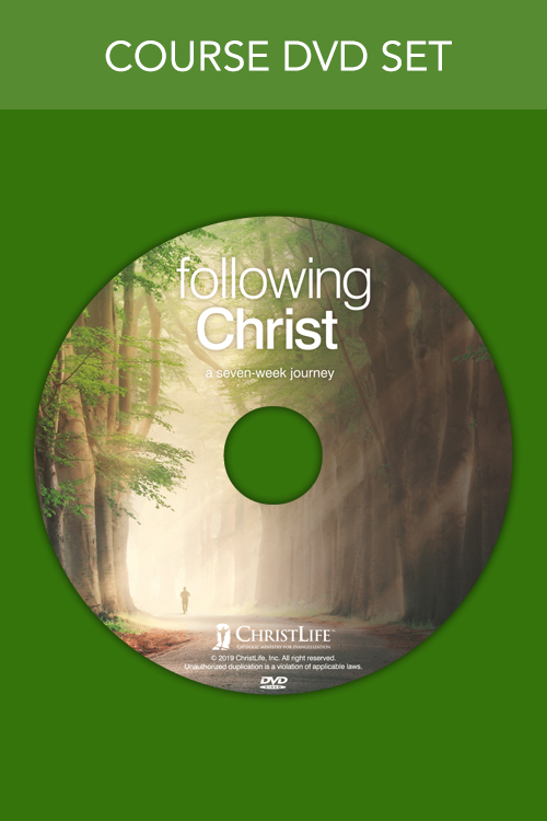 2019 Following Christ Teachings DVD Set