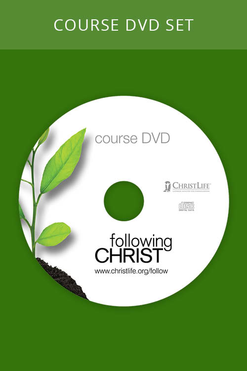 Following Christ DVD Set