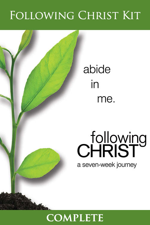 Complete Following Christ Kit