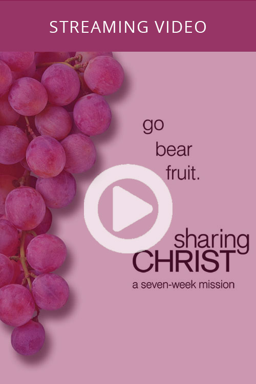 Sharing Christ (On-Demand)