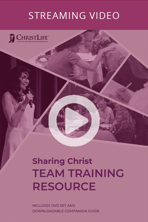 Sharing Christ Team Training Resource (On-Demand)