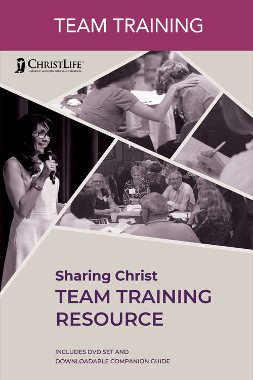 Sharing Christ Team Training Resource (DVD)