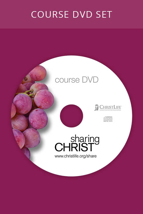 Sharing Christ DVD Set
