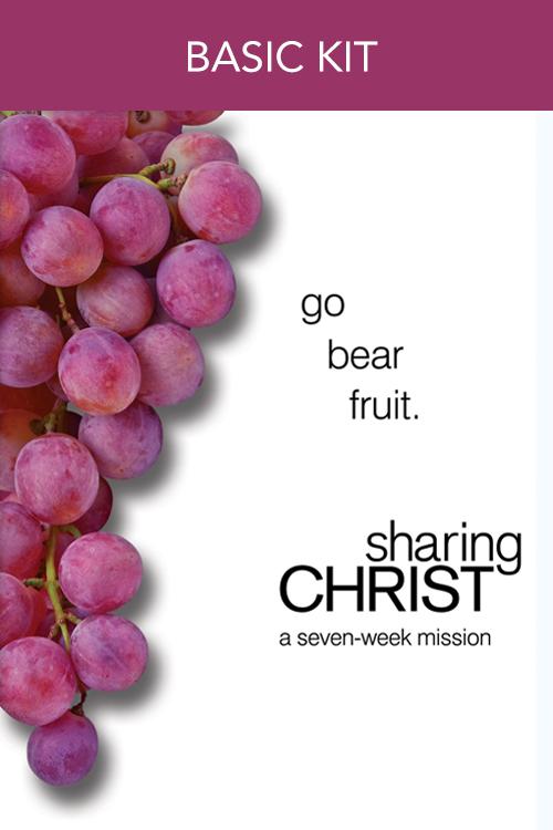 Basic Sharing Christ Kit