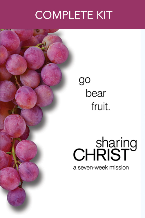 Complete Sharing Christ Kit