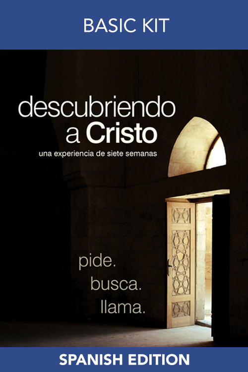 Spanish Basic Discovering Christ Kit
