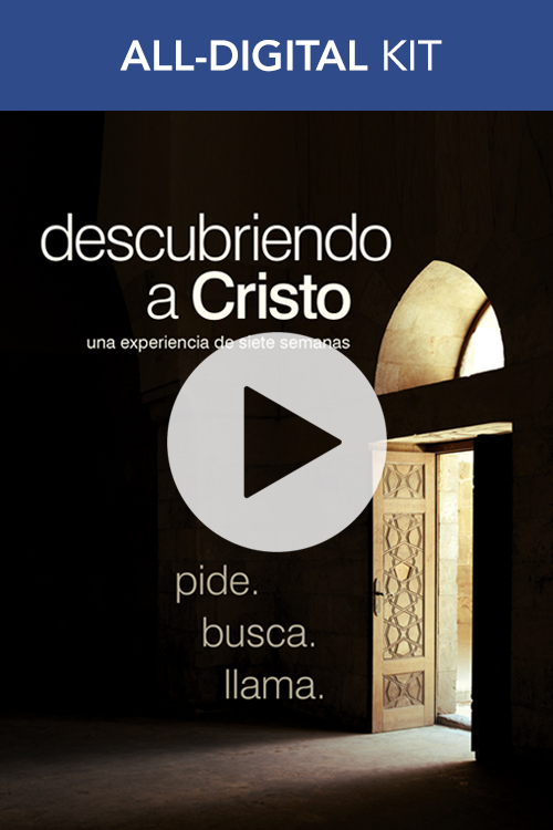 Spanish Discovering Christ Digital Kit: On-Demand Videos and Printing License