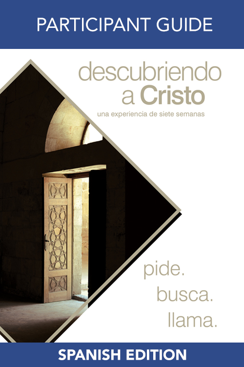 Spanish Discovering Christ Participant's Guide