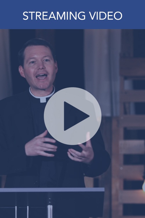 Discovering Christ: 7 - The Holy Spirit and You (retreat)